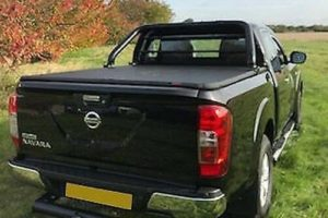 Nissan Navara NP300 KING CAB - Soft Roll & Roll Bar Combo