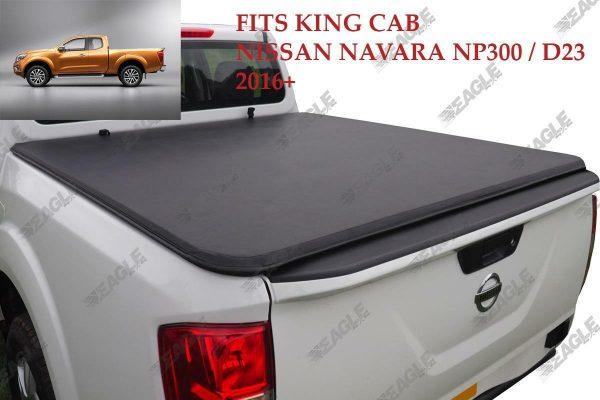 Nissan Navara NP300 KING CAB - Soft Roll & Roll Bar Combo
