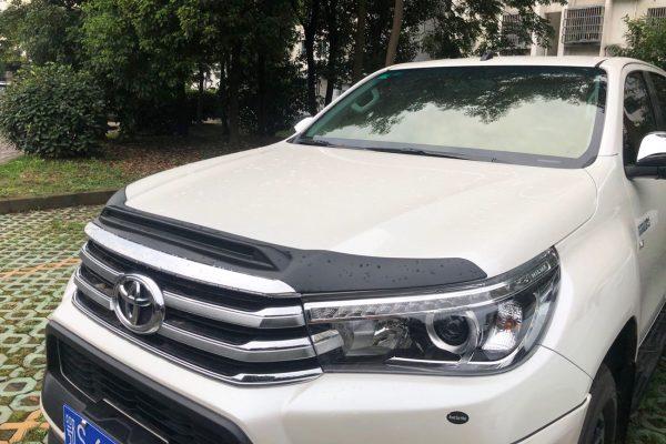 Toyota Hilux Revo Bonnet Guard Injection Moulded