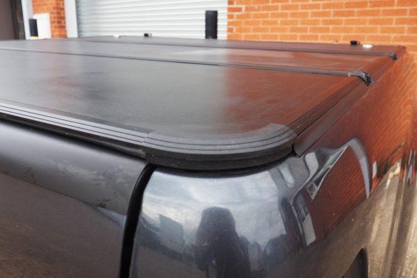 VW Amarok Pro Fold V2 Hard Folding Cover