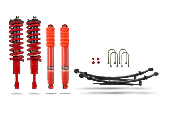 "Ford Ranger Suspension Lift Kit 1.75"" Pedders - Improved Ride with Assembled Struts"