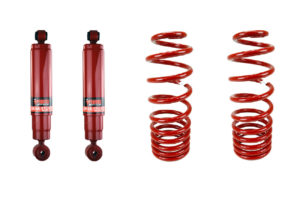 Nissan Navara NP300 Suspension Upgrade Kit Pedders - Heavy Duty Carrying and Towing