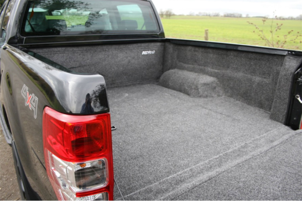 Ford Ranger T8 Bed Rug Load Bed Liner Durable