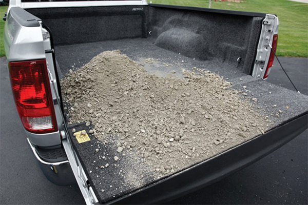 Ford Ranger T8 Waterproof Load Bed Liner Bed Rug