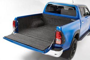 Ford Ranger T8 Bed Rug Load Bed Liner