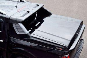 Nissan Navara NP300 Alpha SC-Z Hard Load Bed Cover
