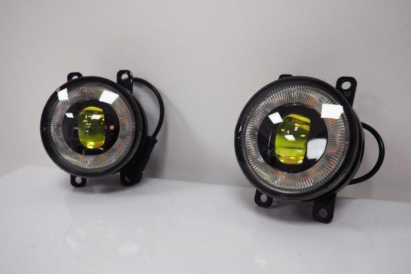 Ford Ranger LED fog Light Upgrade