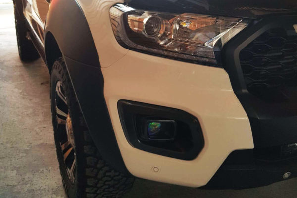 Ford Ranger LED Light Bulb Replacements with DRL