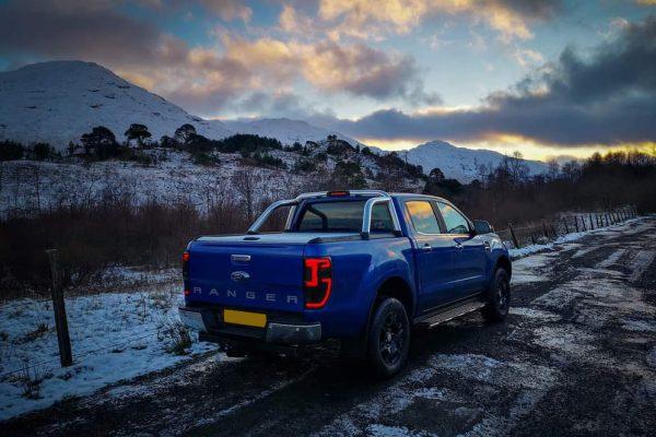 Ford Ranger Predator Rear Lights