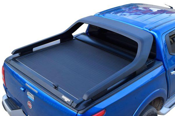 Fiat Full Back Tesser Roller Shutter Hard Rolling Tonneau Cover for Cross Roll Bar