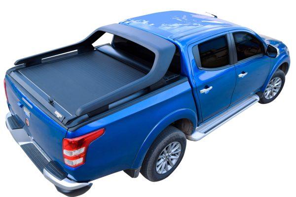 Fiat Full Back Tesser Roller Shutter fits with Original Cross Roll Bar