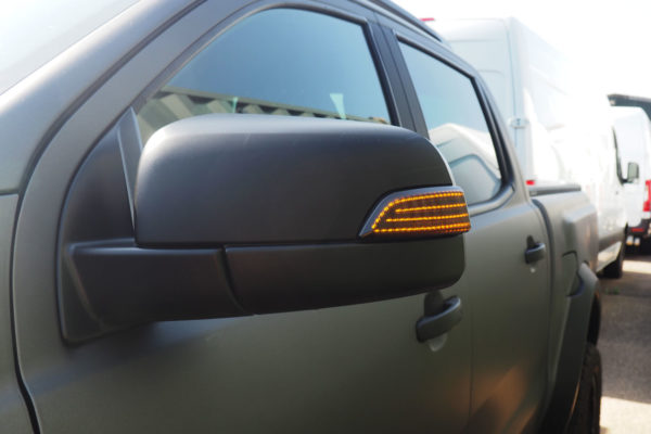Ford Ranger Indicator Light Upgrade Replacement Bulbs