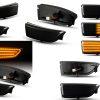 ford ranger LED wing mirror LED Indicator upgrade