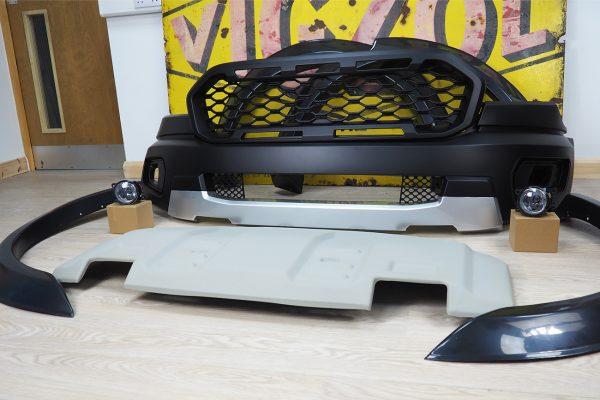 New Ford Ranger Body Kit