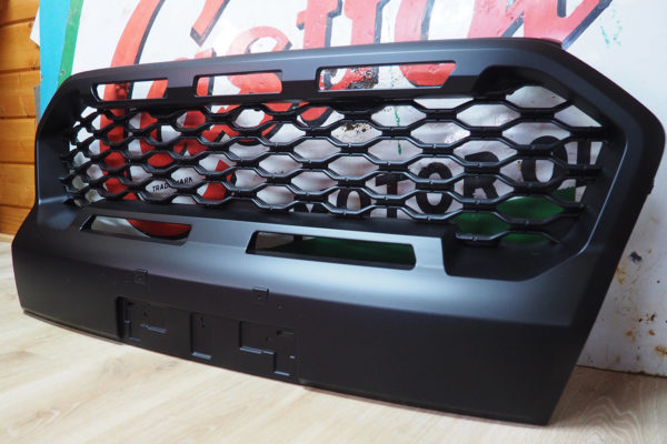 Ford Ranger Wildtrak Ultimate Stealth Grille Replacement with Coloured Inserts