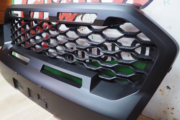 Ford Ranger T8 Wildtrak Ultimate Stealth Grille Upgrade Styling Trim
