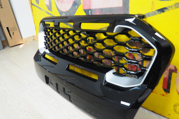 Ford RangerT8 Wildtrak Grille Upgrade with Inserts
