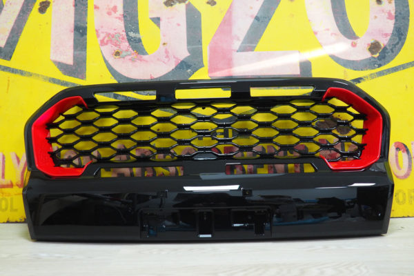Ford Ranger Wildtrak T8 Gloss Finish Ultimate Stealth Grille with Inserts