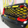 Ford Ranger Wildtrak Ultimate Stealth Gloss Grille with Coloured Inserts