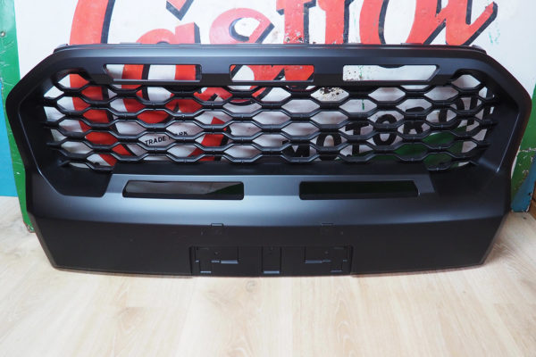 Ford Ranger Wildtrak Gloss Finish Ultimate Stealth Grille with Inserts