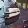 Ford Ranger Side Indicator Cover Surrounds Gloss Black Finish