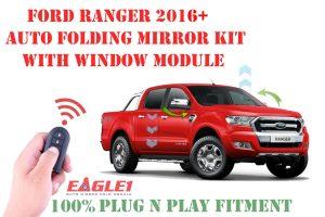 Ford Ranger Eagle1 Auto Folding Mirror Module and Window Module Combo