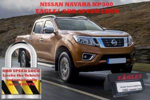 Nissan Navara NP300 OBD Speed Lock Module - Eagle1