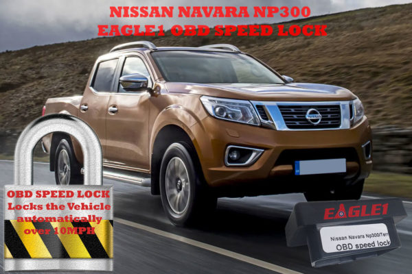 Nissan Navara NP300 OBD Speed Lock Module - Eagle1