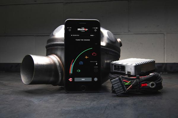 Milltek Active Sound Control – Ford Ranger 2016+