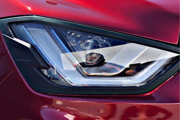 Isuzu Dmax Front Light Surrounds 2021