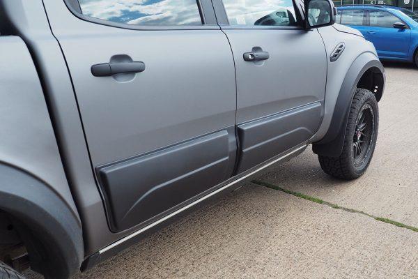 Ford Ranger Plastic Body Cladding