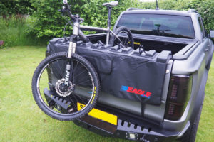Toyota Hilux Tailgate Bike Pad