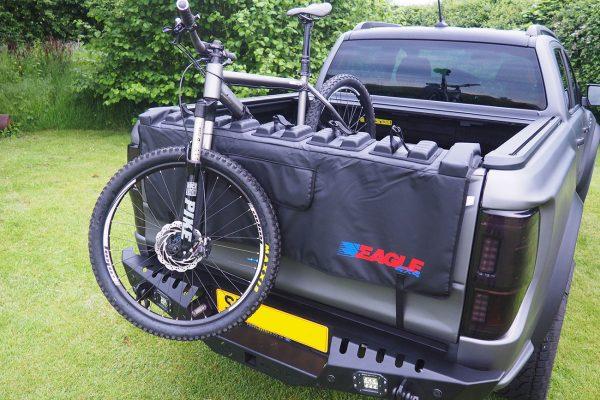 Nissan Navara Tailgate Bike Pad