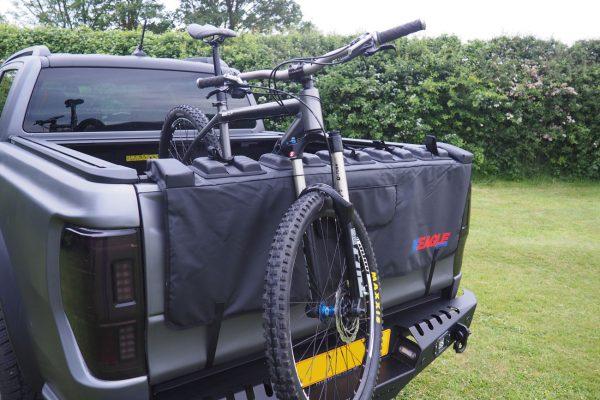 Mitsubishi L200 Tailgate Bike Pad