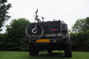 Pickup Truck Bike pad