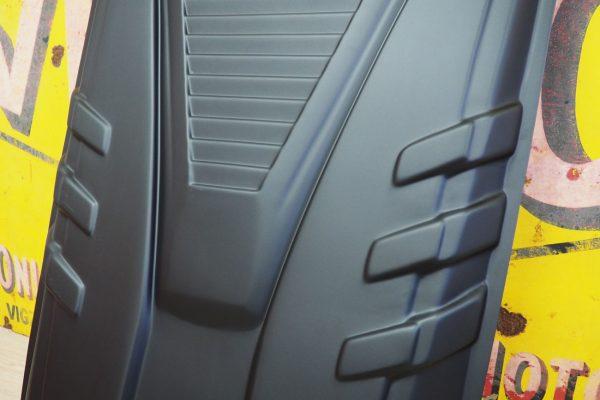 Nissan Navara NP300 Large Black Bonnet Scoop Guard Protector