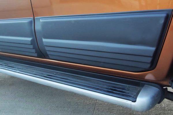 Nissan Navara NP300 Bulk Side Panels Body Cladding Aggressive Style Accessory