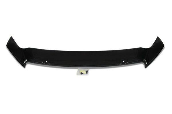 Isuzu Dmax 2021+ Bonnet Guard Windscreen Protector Scratch Resistant Bug Shield Black