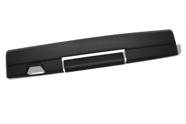 Mitsubishi L200 Series 6 Black Tailgate Handle Cover Surround Guard Styling Trim
