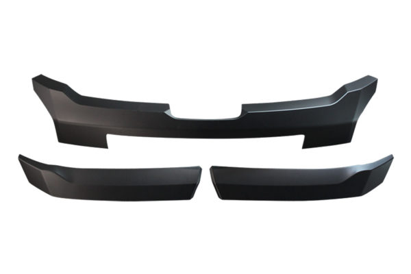 Mitsubishi L200 Series 6 Front Grille and Bumper Styling Trim Upgrades