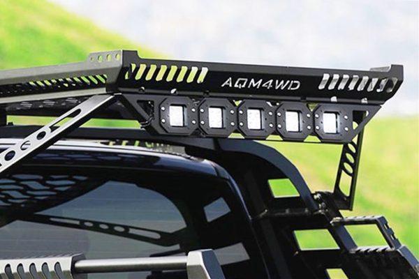 Universal Light Set LED Pods for Combat Roll Bar and Roof Basket Upgrade