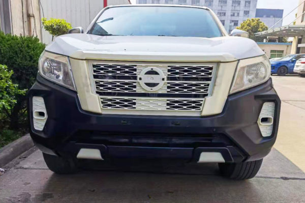 Nissan Navara NP300 Body Kit Full Upgrade Set Wheel Arches Bumper and Grille