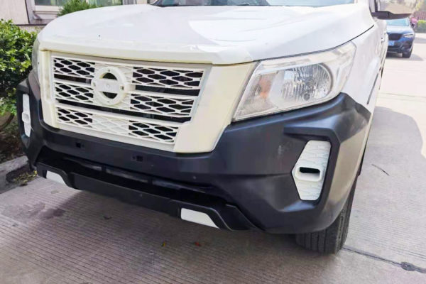 Nissan Navara NP300 Body Kit Full Upgrade Set Styling Trims Wheel Arch Extensions Grille and Bumper