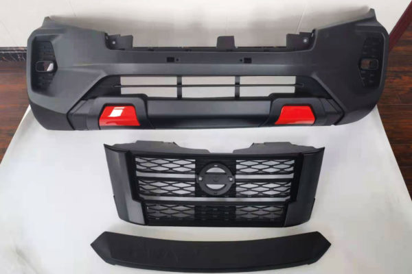 Nissan Navara NP300 Body Kit Upgrade Parts Styling Trims Grille Bumper and Wheel Arches