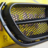 Mercedes X Class Front Grille Upgrade Satin Black Finish Upgrade